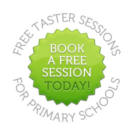 Free Taster Sessions for Primary Schools. Book Today!